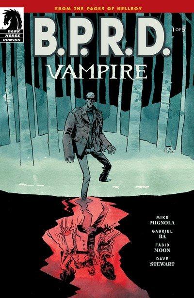 B.P.R.D. – Vampire #1 – 5 (2013)