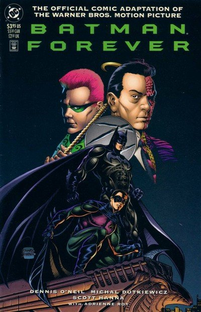 Batman Forever – The Official Comic Adaptation (1995)