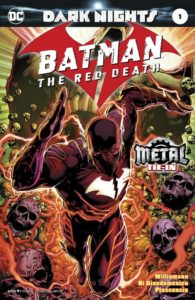 Batman - The Red Death #1 (2017)