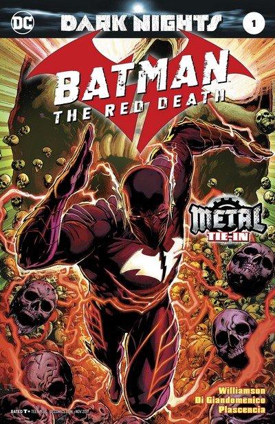 Batman – The Red Death #1 (2017)