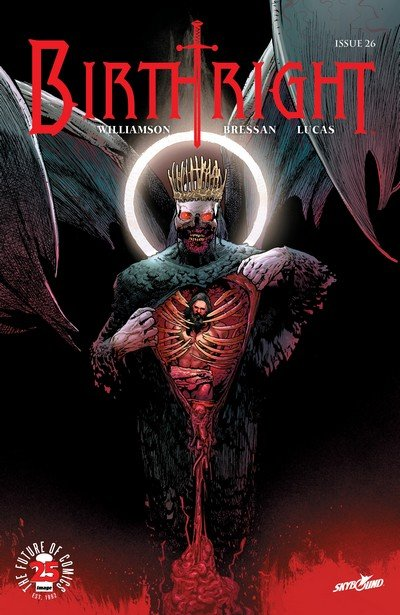 Birthright #26 (2017)