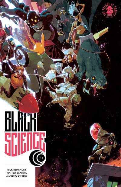 Black Science #31 (2017)