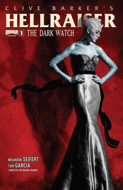 Clive Barker's Hellraiser – The Dark Watch #1 – 12 (2013-2014)