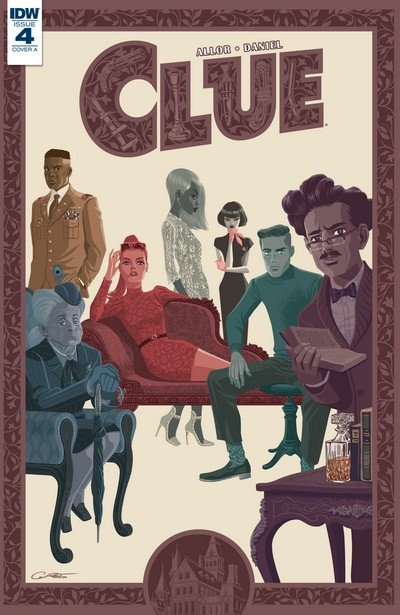 Clue #4 (2017)
