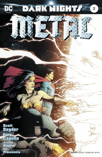 Dark Nights – The Metal #2 (2017)