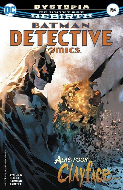 Detective Comics #964 (2017)
