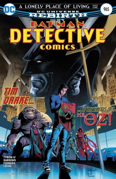 Detective Comics #965 (2017)