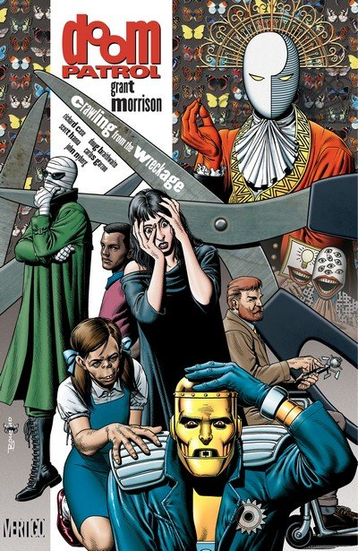 Doom Patrol Vol. 2 TPBs (Vol. 1 – 6) (2004-2008)