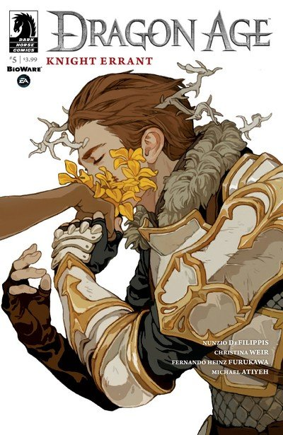 Dragon Age – Knight Errant #5 (2017)