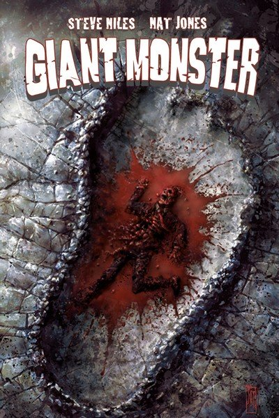 Giant Monster (TPB) (2007)