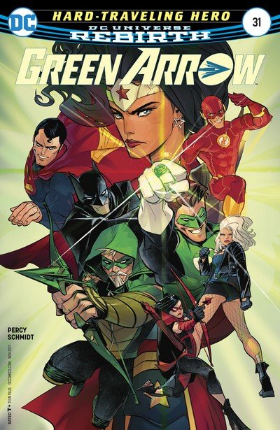 Green Arrow #31 (2017)