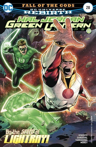 Hal Jordan and the Green Lantern Corps #28 (2017)