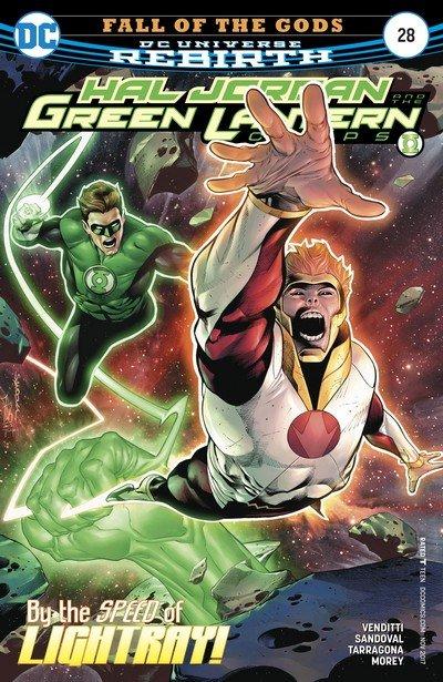 Hal Jordan and the Green Lantern Corps #28 (2017)