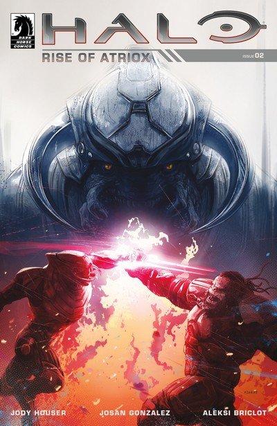 Halo – Rise of Atriox #2 (2017)