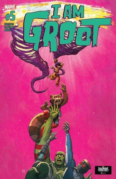 I Am Groot #5 (2017)