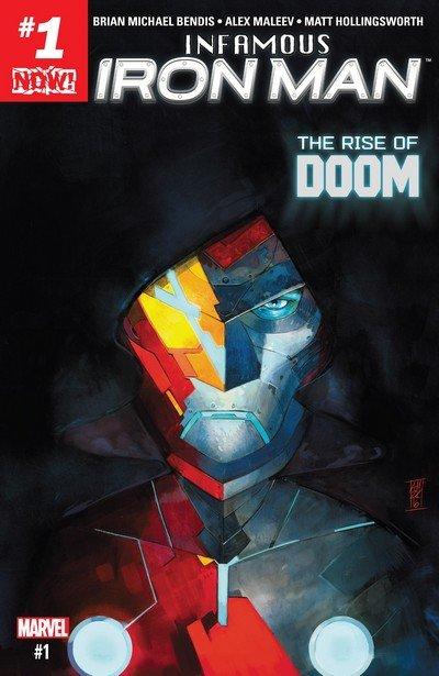 Infamous Iron Man #1 – 12 (2016-2017)