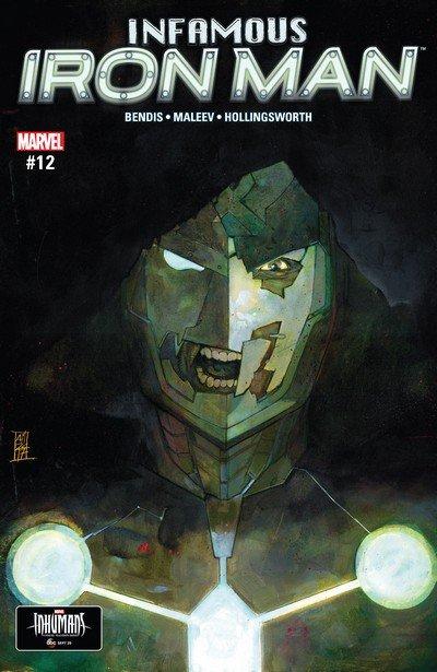 Infamous Iron Man #12 (2017)