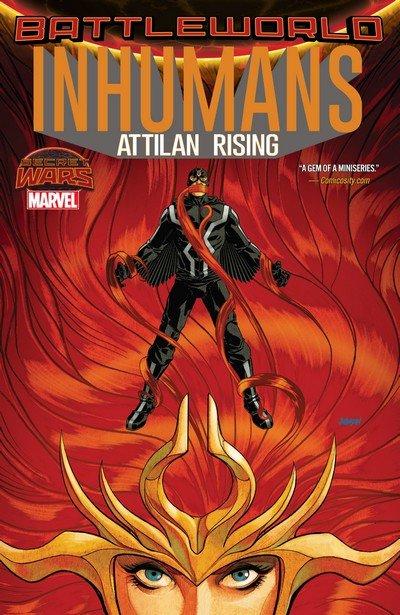 Inhumans – Attilan Rising (TPB) (2016)