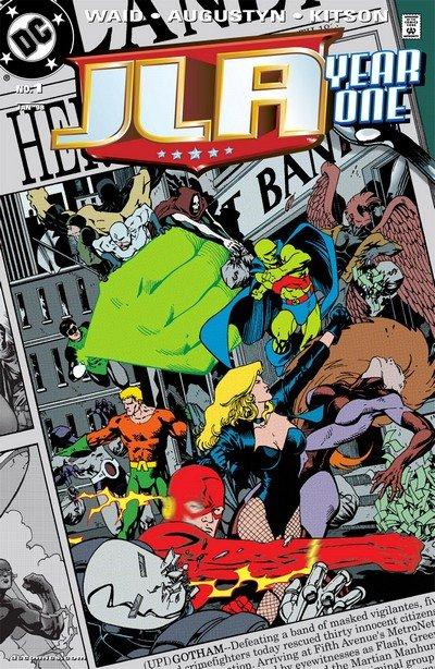 JLA Year One #1 – 12 (1998)