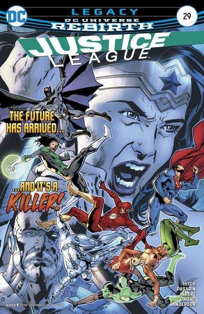 Justice League #29 (2017)