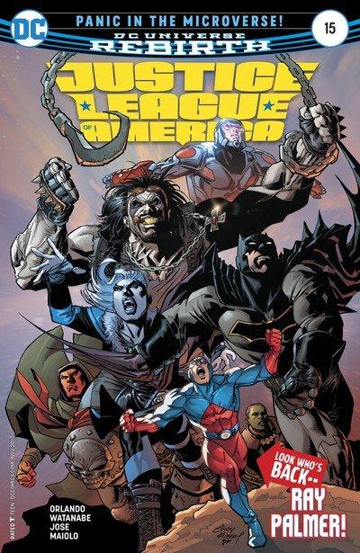 Justice League of America #15 (2017)