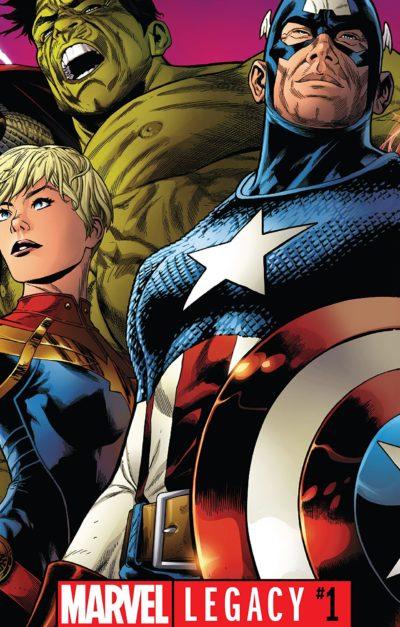 Marvel Legacy #1 (2017)