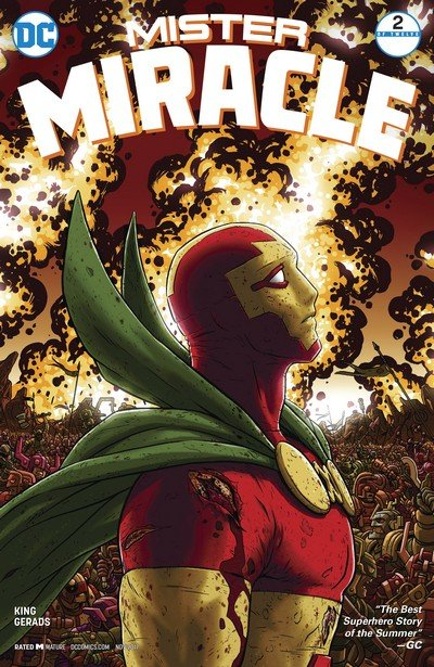 Mister Miracle #2 (2017)
