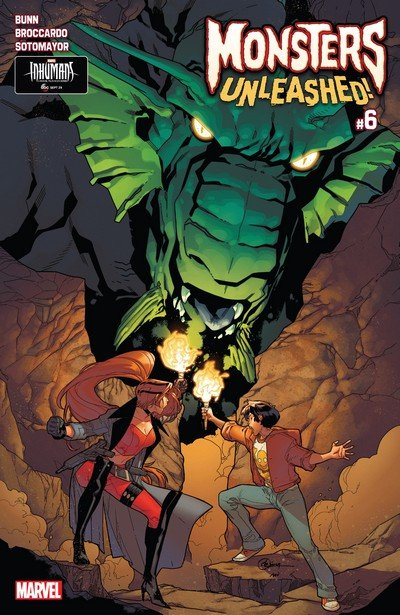 Monsters Unleashed Vol. 2 #6 (2017)
