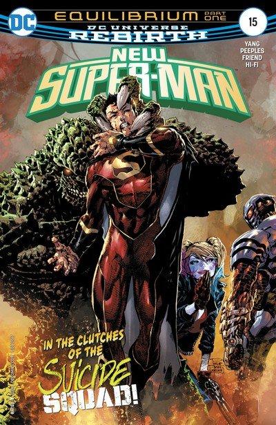New Super-Man #15 (2017)
