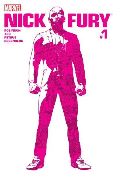 Nick Fury #1 – 6 (2017)