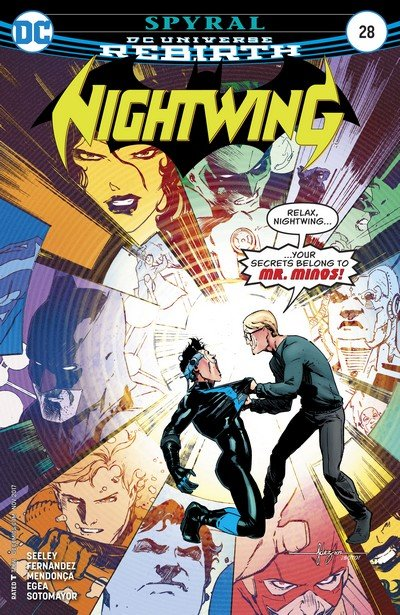 Nightwing #28 (2017)