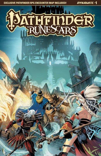 Pathfinder – Runescars #1 – 5 (2017)