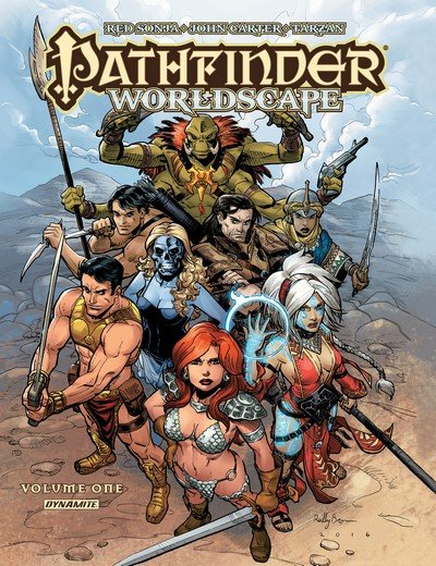 Pathfinder – Worldscape Vol. 1 (TPB) (2017)
