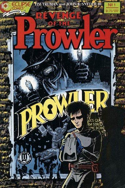 Revenge of the Prowler #1 – 4 (1988)