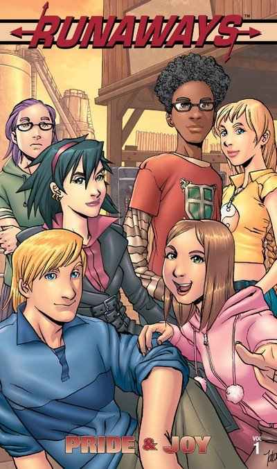 Runaways Vol. 1 – 11 + Extras (TPB Collection) (2004-2015)