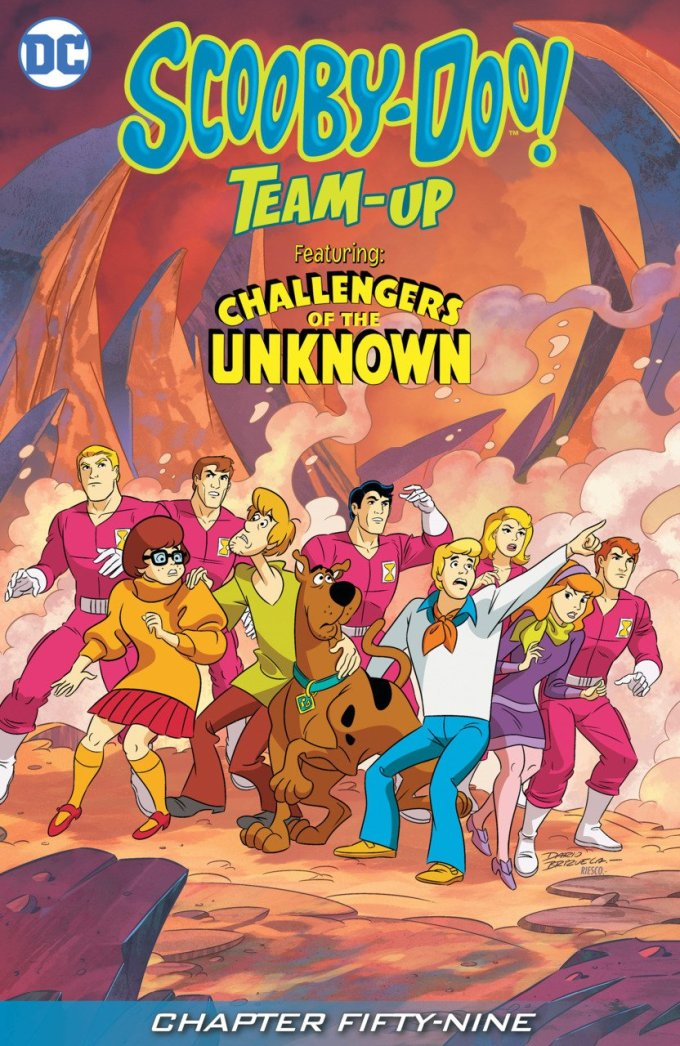 Scooby-Doo Team-Up #59 (2017)