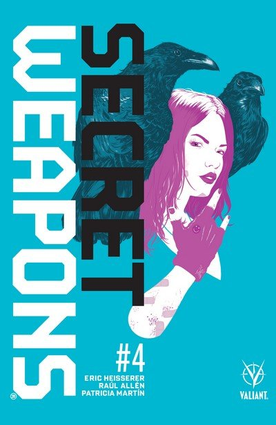 Secret Weapons #4 (2017)
