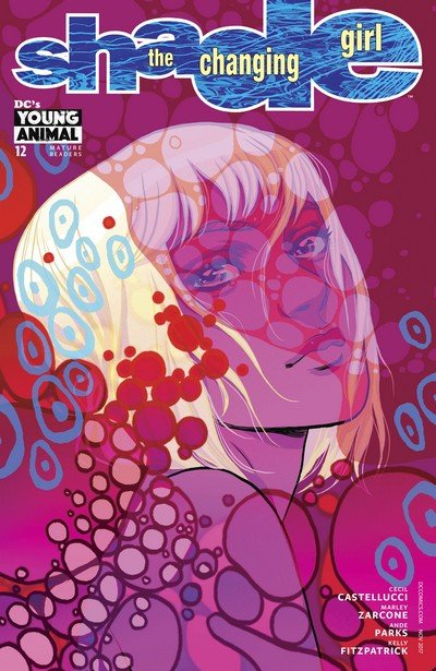 Shade, the Changing Girl #12 (2017)