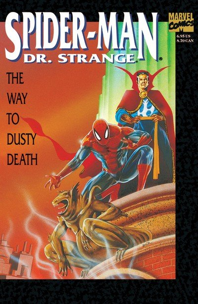 Spider-Man-Dr. Strange – The Way to Dusty Death (1992)