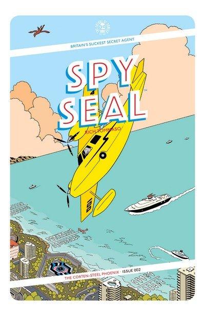 Spy Seal #2 (2017)
