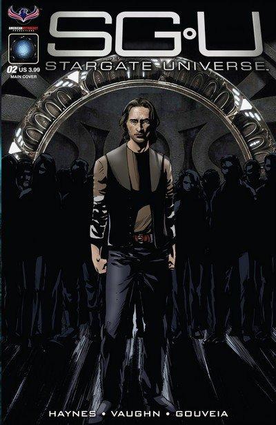 Stargate Universe #2 (2017)
