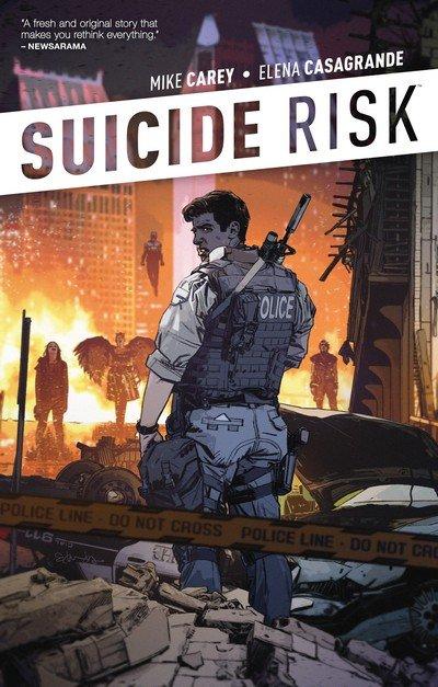 Suicide Risk Vol. 1 – 6 (TPB) (2013-2016)