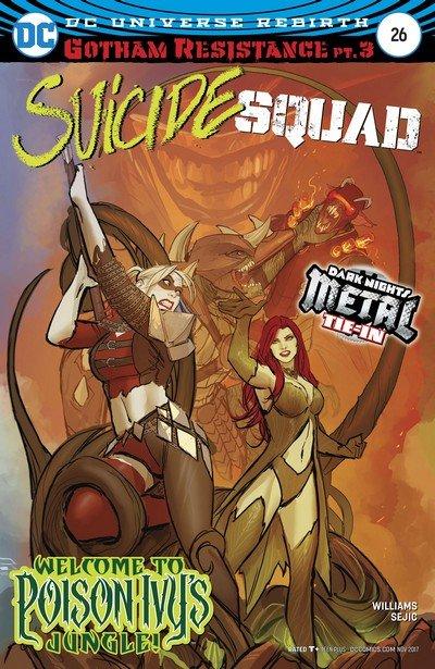Suicide Squad #26 (2017)