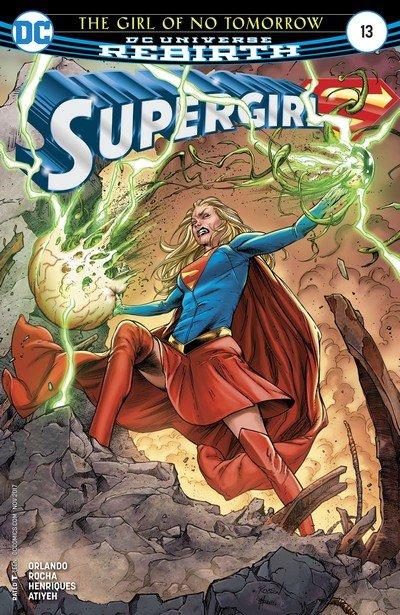 Supergirl #13 (2017)