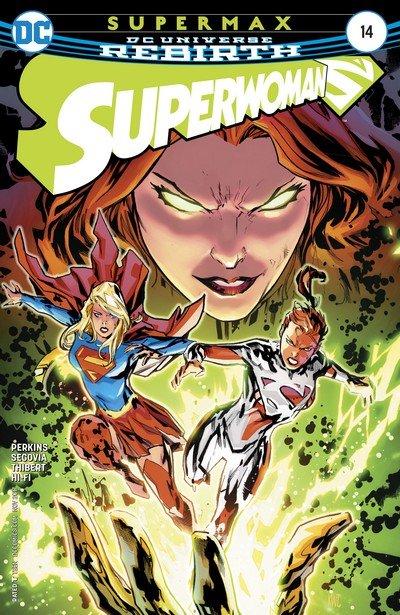 Superwoman #14 (2017)