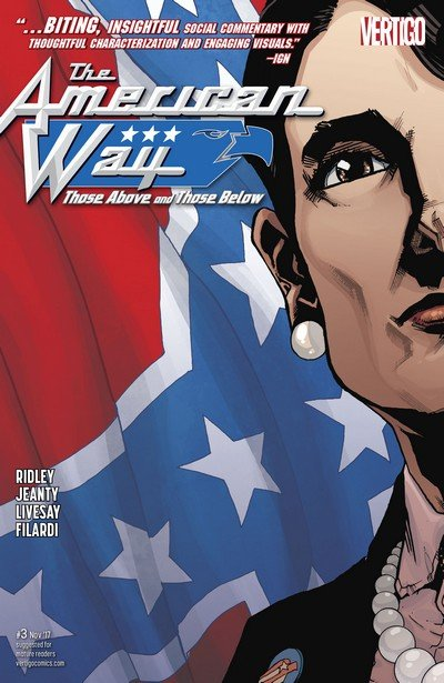 The American Way – Those Above and Those Below #3 (2017)