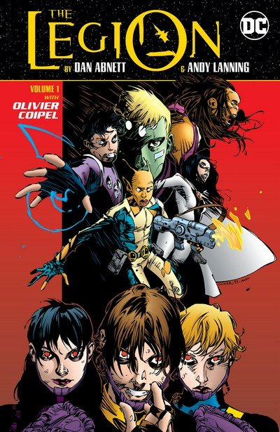 The Legion by Dan Abnett and Andy Lanning Vol. 1 (TPB) (2017)