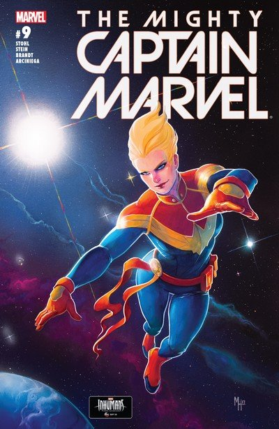 The Mighty Captain Marvel #9 (2017)