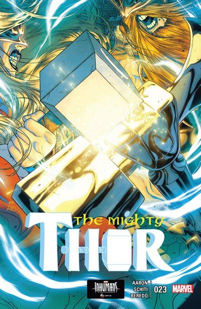 The Mighty Thor #23 (2017)