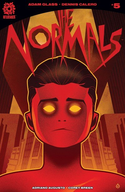 The Normals #5 (2017)